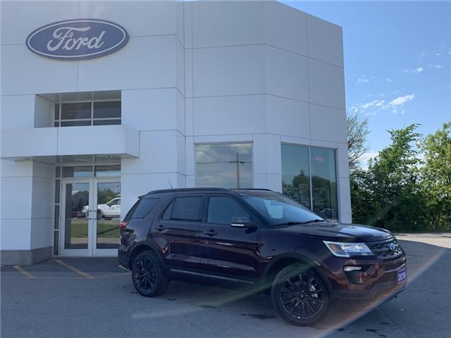 2019 Ford Explorer XLT (Stk: 1934) in Smiths Falls - Image 1 of 1