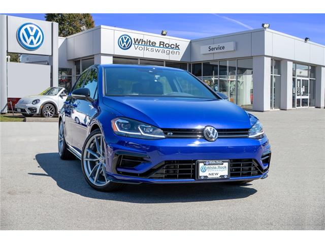 2019 Volkswagen Golf R 2.0 TSI (Stk: KG122560) in Vancouver - Image 1 of 27