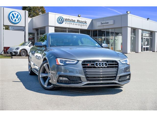 2016 Audi S5 3.0T Progressiv (Stk: VW0880) in Vancouver - Image 1 of 26