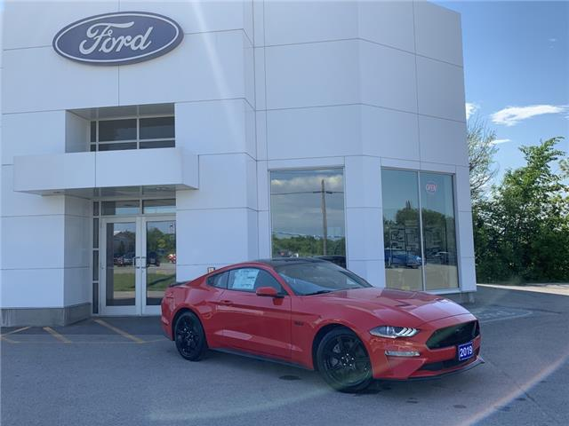 2019 Ford Mustang  (Stk: 19240) in Smiths Falls - Image 1 of 1