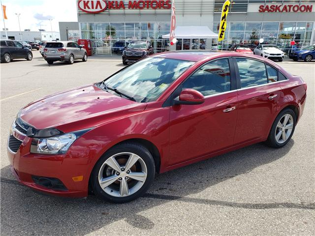 2012 Chevrolet Cruze LTZ Turbo (Stk: 39276A) in Saskatoon - Image 1 of 30