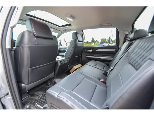 2019 Toyota Tundra Platinum 5.7L V8 (Stk: TUK027) in Lloydminster - Image 5 of 12