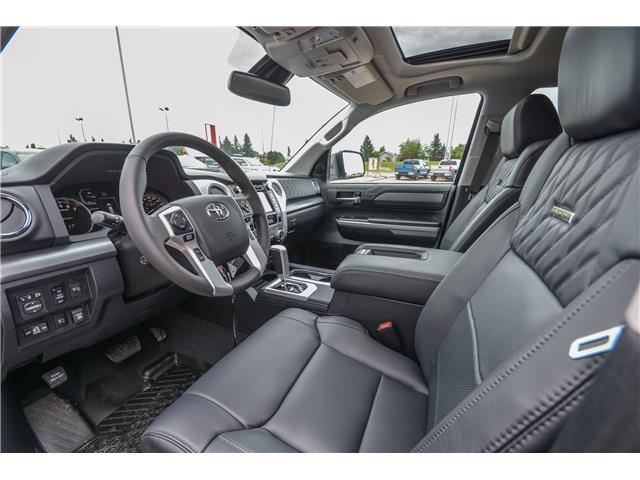 2019 Toyota Tundra Platinum 5.7L V8 (Stk: TUK027) in Lloydminster - Image 3 of 12