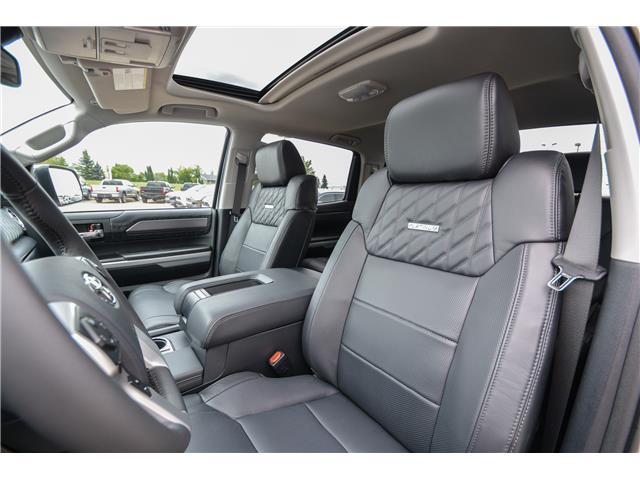 2019 Toyota Tundra Platinum 5.7L V8 (Stk: TUK027) in Lloydminster - Image 4 of 12