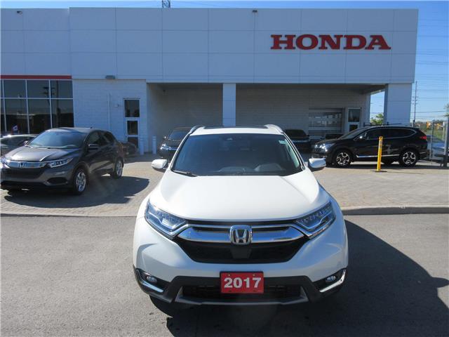 2017 Honda CR-V Touring (Stk: SS3502) in Ottawa - Image 3 of 16