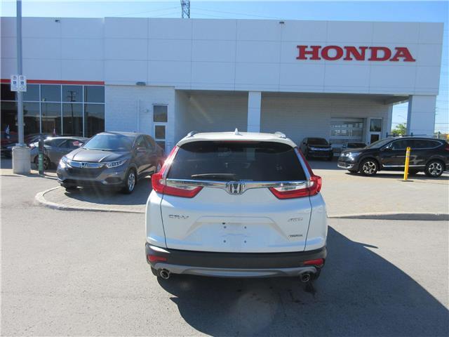2017 Honda CR-V Touring (Stk: SS3502) in Ottawa - Image 4 of 16