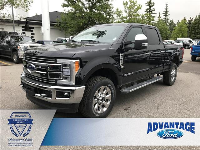 2019 Ford F-350 Lariat (Stk: K-281) in Calgary - Image 1 of 6