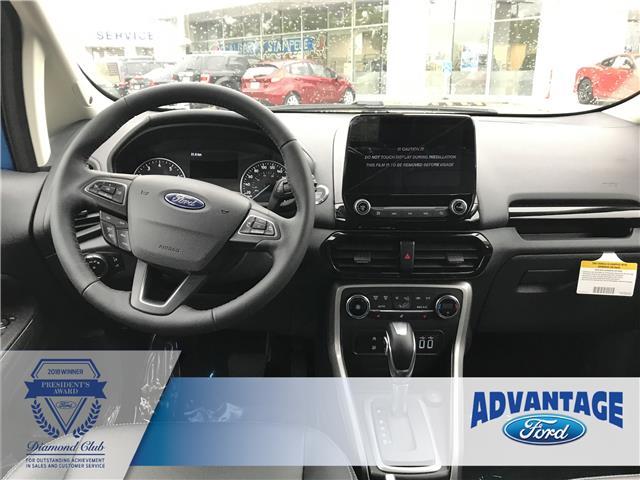 2019 Ford EcoSport Titanium (Stk: K-467) in Calgary - Image 4 of 5