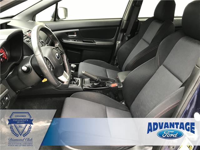 2015 Subaru WRX  (Stk: K-645A) in Calgary - Image 2 of 16