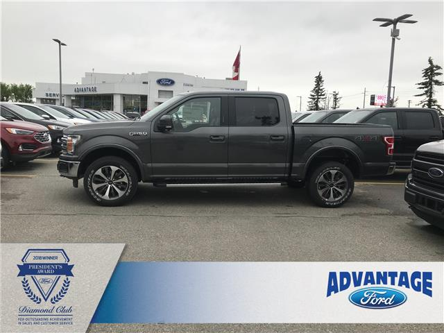 2019 Ford F-150 Lariat (Stk: K-1456) in Calgary - Image 2 of 5
