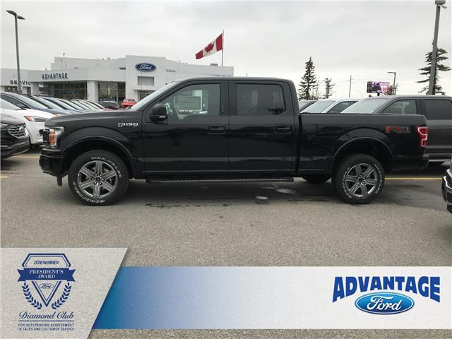 2019 Ford F-150 XLT (Stk: K-1576) in Calgary - Image 2 of 5