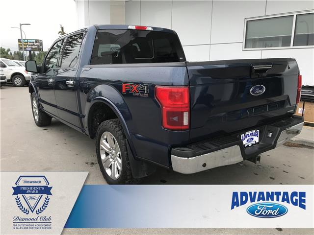 2018 Ford F-150 Lariat (Stk: K-1718A) in Calgary - Image 16 of 18