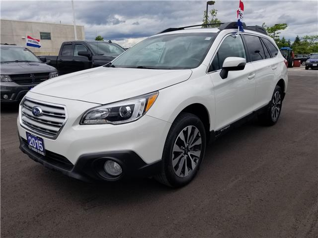 2015 Subaru Outback 2.5i Limited Package (Stk: SUB1451) in Innisfil - Image 1 of 17