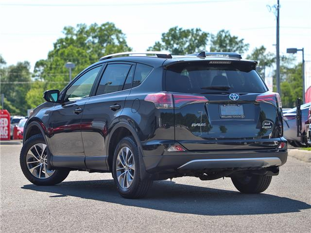 2016 Toyota RAV4 Hybrid XLE (Stk: P3492) in Welland - Image 2 of 25