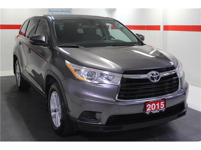 2015 Toyota Highlander LE (Stk: 298468S) in Markham - Image 2 of 24