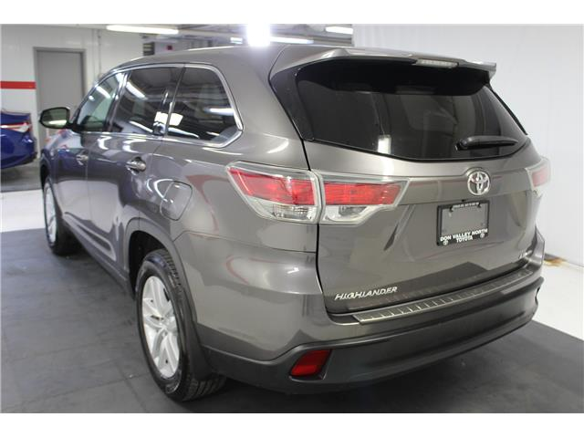2015 Toyota Highlander LE (Stk: 298468S) in Markham - Image 17 of 24