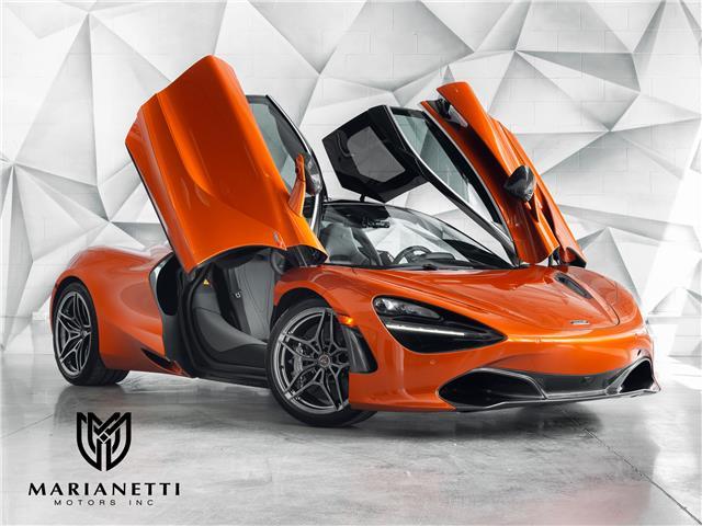 2018 McLaren 720S  (Stk: SBM14DCA6JW000353) in Woodbridge - Image 9 of 43