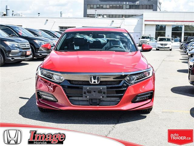 2019 Honda Accord Sport 1.5T (Stk: 9A176) in Hamilton - Image 2 of 18