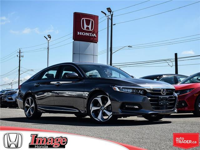 2019 Honda Accord Touring 2.0T (Stk: 9A178) in Hamilton - Image 1 of 21