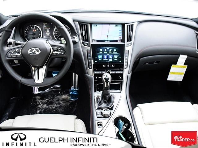2019 Infiniti Q50 3.0t Red Sport 400 (Stk: I6901) in Guelph - Image 14 of 21