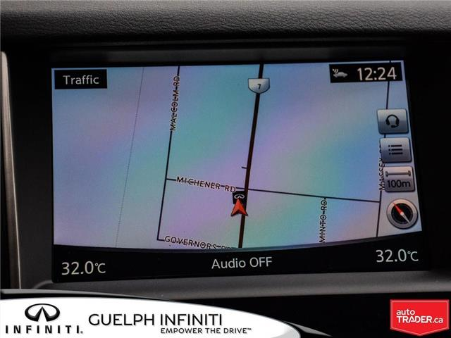 2019 Infiniti Q50 3.0t Red Sport 400 (Stk: I6901) in Guelph - Image 18 of 21