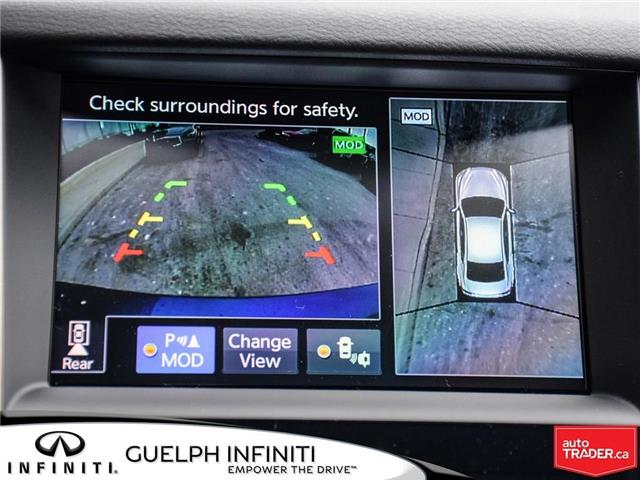 2019 Infiniti Q50 3.0t Red Sport 400 (Stk: I6901) in Guelph - Image 19 of 21