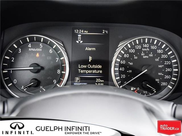 2019 Infiniti Q50 3.0t Red Sport 400 (Stk: I6901) in Guelph - Image 21 of 21