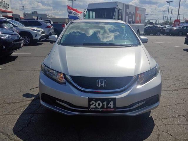 2014 Honda Civic EX (Stk: 1907051) in Cambridge - Image 3 of 20