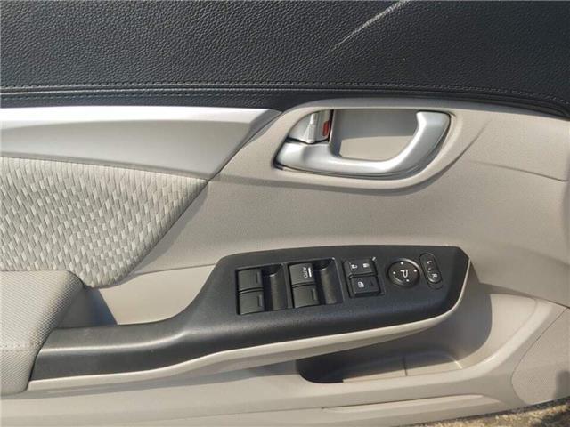 2014 Honda Civic EX (Stk: 1907051) in Cambridge - Image 14 of 20