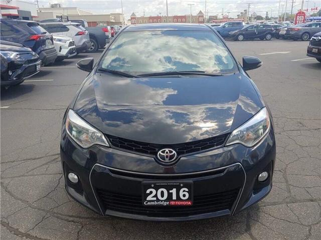 2016 Toyota Corolla  (Stk: 2000851) in Cambridge - Image 3 of 19