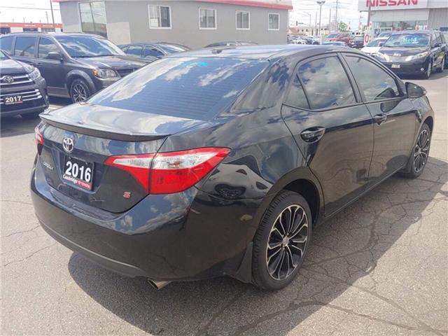 2016 Toyota Corolla  (Stk: 2000851) in Cambridge - Image 6 of 19