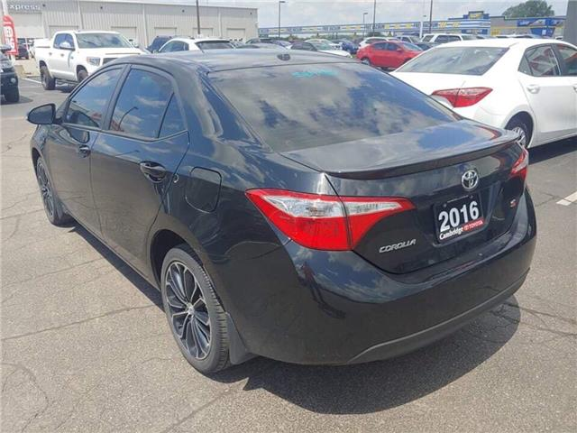 2016 Toyota Corolla  (Stk: 2000851) in Cambridge - Image 8 of 19