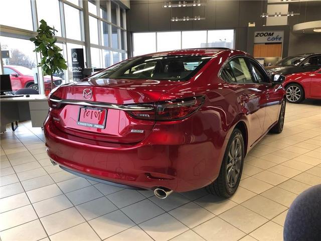 2018 Mazda MAZDA6 GS-L w/Turbo (Stk: 18C119) in Kingston - Image 4 of 13