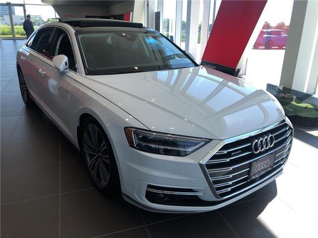 2019 Audi A8 L 55 (Stk: 50697) in Oakville - Image 3 of 5