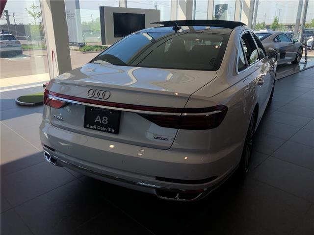 2019 Audi A8 L 55 (Stk: 50697) in Oakville - Image 4 of 5