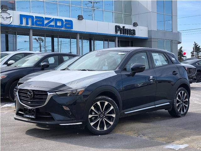 2019 Mazda CX-3 GT (Stk: 19-172) in Woodbridge - Image 1 of 15