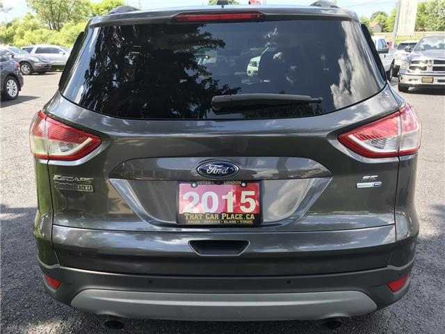 2015 Ford Escape SE (Stk: 5302) in London - Image 4 of 28