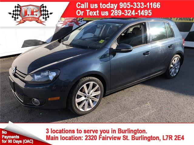 2013 Volkswagen Golf Highline (Stk: 47292) in Burlington - Image 1 of 15