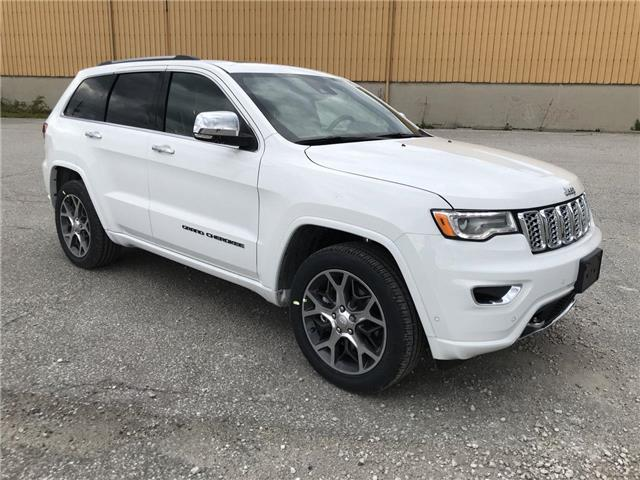 2019 Jeep Grand Cherokee Overland (Stk: 191069) in Windsor - Image 1 of 15