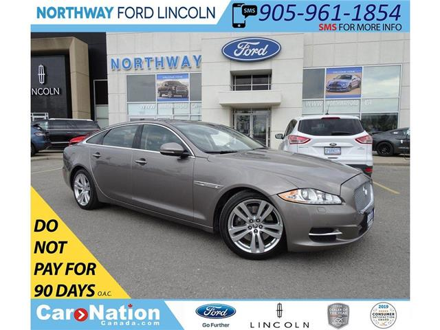 2011 Jaguar XJ XJL | V8 | NAV | PWR HTD LEATHER | PANOROOF | (Stk: LL95306A) in Brantford - Image 1 of 48