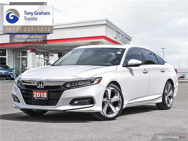 2018 Honda Accord Touring (Stk: 58243A) in Ottawa - Image 1 of 30