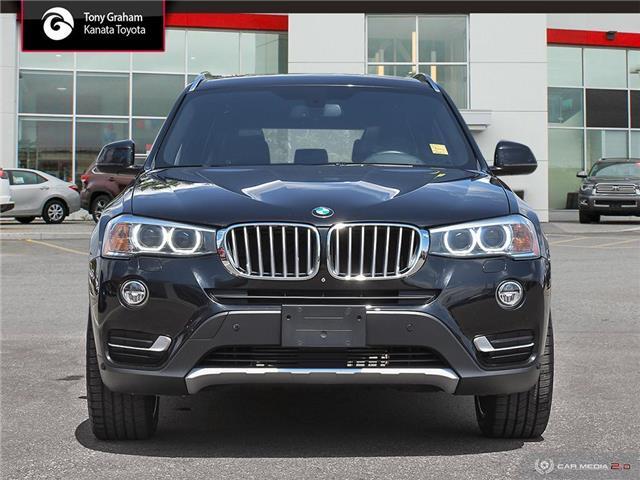 2015 BMW X3 xDrive28i (Stk: 89458A) in Ottawa - Image 2 of 29