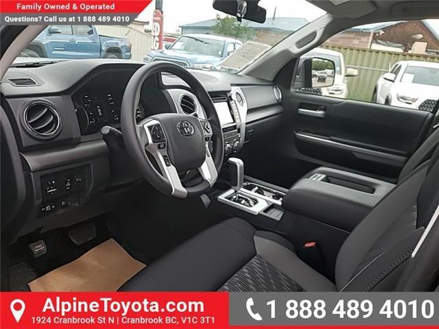 2019 Toyota Tundra SR5 Plus 5.7L V8 (Stk: X025168) in Cranbrook - Image 9 of 19