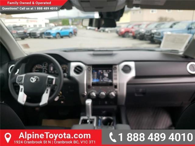 2019 Toyota Tundra SR5 Plus 5.7L V8 (Stk: X025168) in Cranbrook - Image 10 of 19
