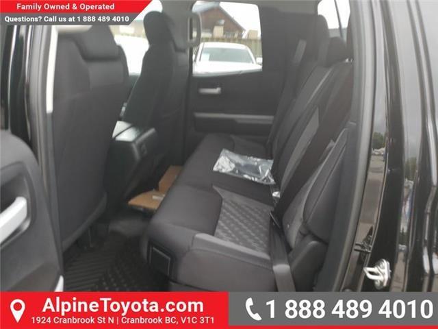 2019 Toyota Tundra SR5 Plus 5.7L V8 (Stk: X025168) in Cranbrook - Image 13 of 19