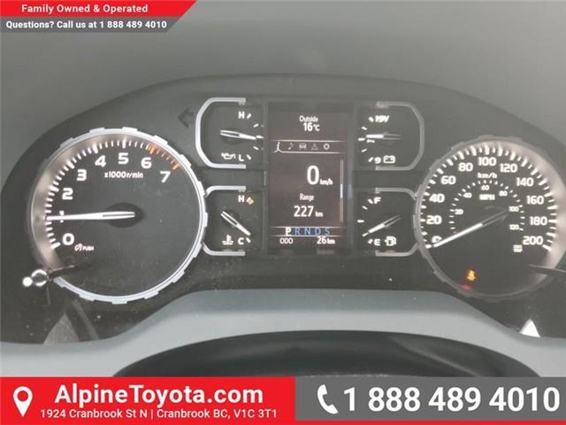 2019 Toyota Tundra SR5 Plus 5.7L V8 (Stk: X025168) in Cranbrook - Image 15 of 19