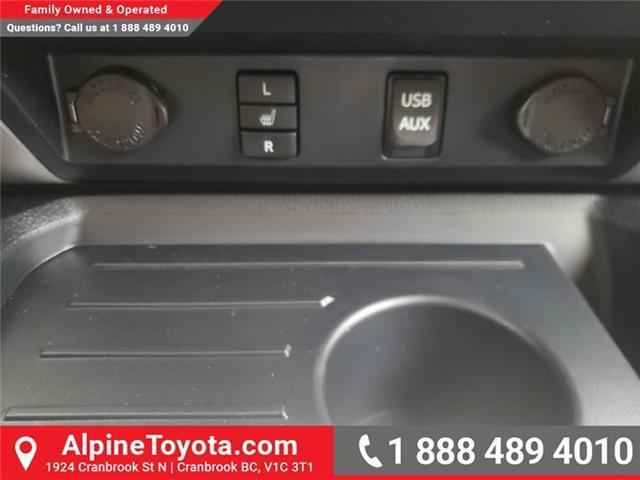 2019 Toyota Tundra SR5 Plus 5.7L V8 (Stk: X025168) in Cranbrook - Image 16 of 19