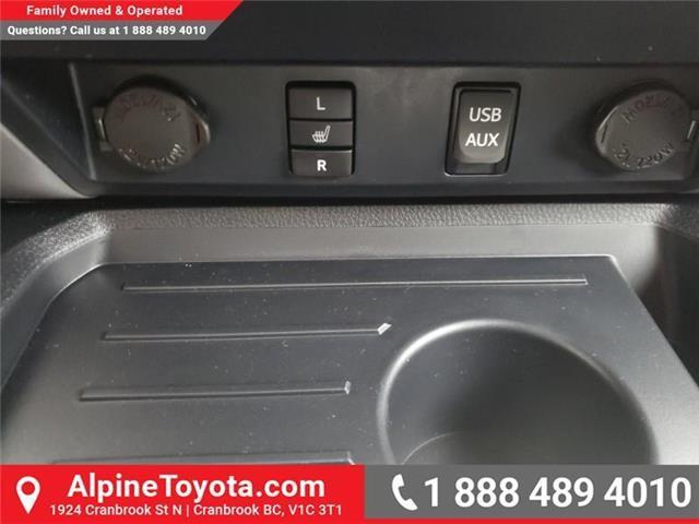 2019 Toyota Tundra SR5 Plus 5.7L V8 (Stk: X025168) in Cranbrook - Image 18 of 19