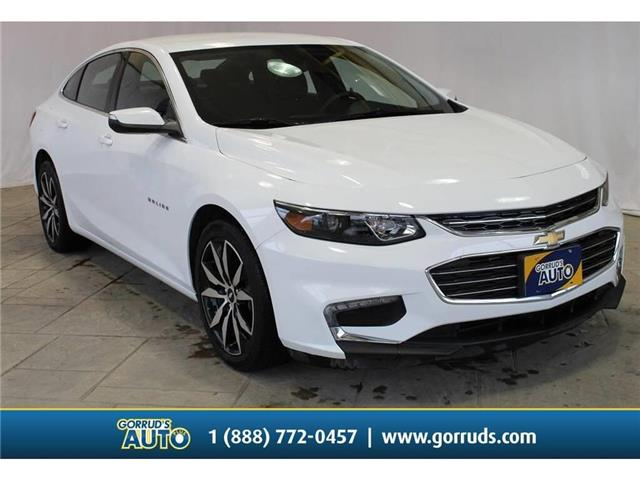 2017 Chevrolet Malibu 1LT (Stk: 216666) in Milton - Image 1 of 40