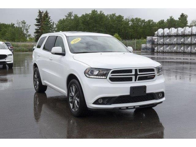 2018 Dodge Durango 2BE (Stk: V642) in Prince Albert - Image 3 of 11